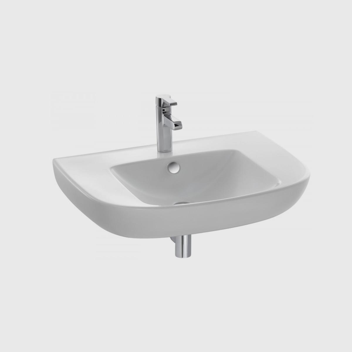 Lavabo Personne Mobilité Réduite lavabo pmr odéon up - luciani materiaux
